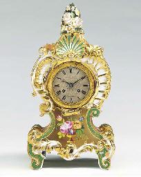 A Louis Philippe porcelain str