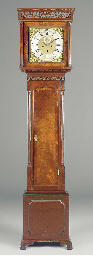 A George III Irish mahogany lo