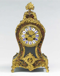 A French, gilt-metal mounted e