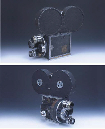 Model 2709 cinematographic cam