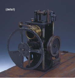 Projection mechanism