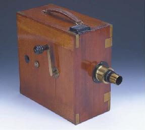 Cinematographic camera no. 142