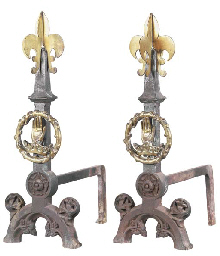 A PAIR OF EARLY VICTORIAN CAST