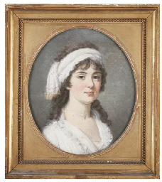 PORTRAIT OF A LADY, POSSIBLY C