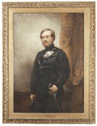 PORTRAIT OF COLONEL ROBERT MYD