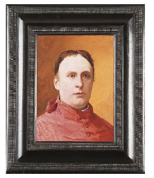 PORTRAIT OF CARDINAL EDWARD HE