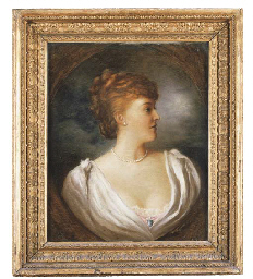 PORTRAIT OF A LADY, POSSIBLY L