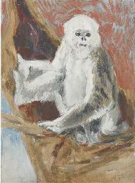 Vanessa Bell's monkey