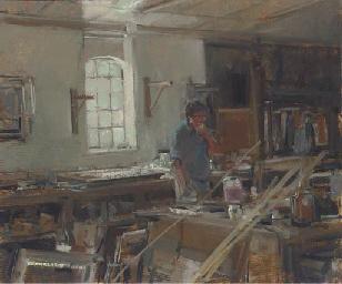 Michael Beddow, Frame-maker