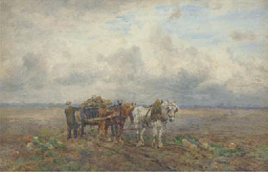 Loading the cart
