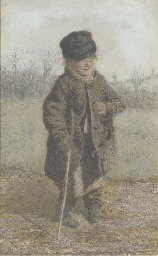 The little farm boy