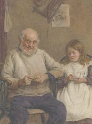 Grandfather's little helper