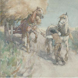 Controlling the carthorse