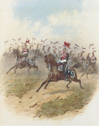 The 12th Regiment of the Princ