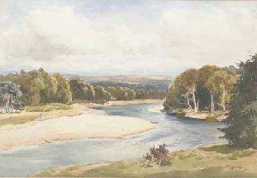 Beauly River; and View from Be