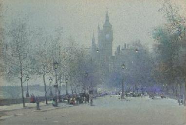 Westminster from the Embankmen