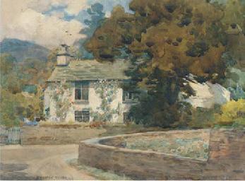 Dove Cottage, Grasmere, Cumbri
