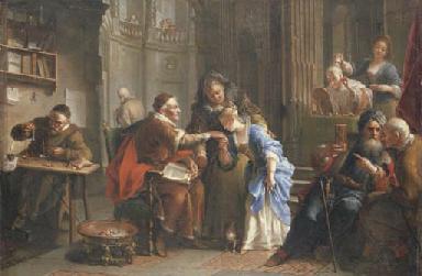 The Four Ages of Man: La Vieil