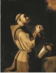 Saint Francis of Assisi in Pra