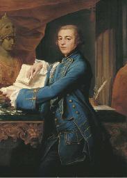 Portrait of John Crewe, later