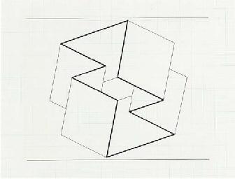 Structured Constellation, c. 1