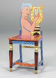 Harp Chair, 1985