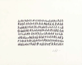 Untitled, 1980; also a print b