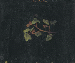 Untitled (Holly Branch)