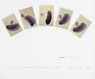 5 Pickles (with Fingerprints)