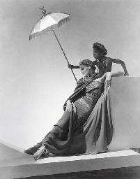 Model, Boy, Umbrella, Vogue, 1