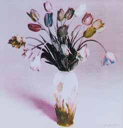 Untitled, (Tulips), 1987; and