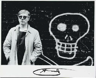 Selected images of Andy Warhol