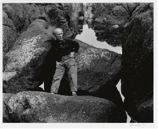 Portrait of Edward Weston, 194