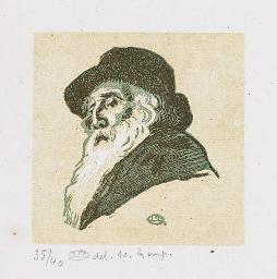 Portrait de C. Pissarro