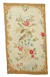 A PAIR OF NEEDLEPOINT RUGS,