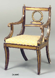 A PAIR OF ORMOLU-MOUNTED SIMUL