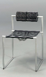 A 'SECONDA' SIDE CHAIR,