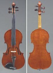 A Violin by Edoardo Marchetti,