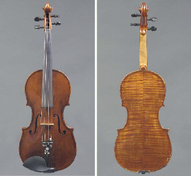 A Violin by Giovanni Schwartz,
