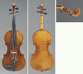An Italian Violin attributed to Carlo Tononi