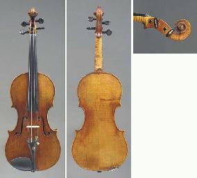 An Italian Violin attributed t