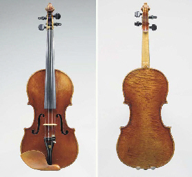 AN ITALIAN VIOLIN ATTRIBUTED TO CARLO TONONI, VENICE