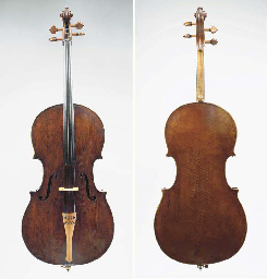 AN ITALIAN CELLO ATTRIBUTED TO