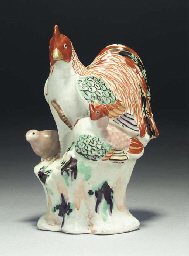 A Japanese Imari group of a co