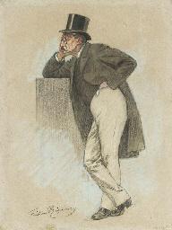 Portrait d'Hugo Oberndoerffer