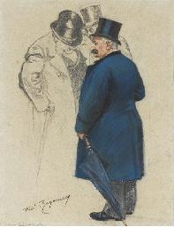 Portrait de Monsieur Lange de