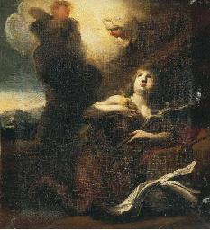 Sainte Madeleine au désert