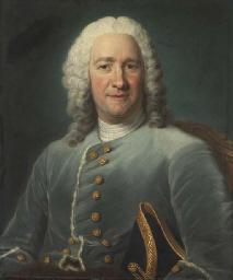 Portrait de Jean Pâris de Mont