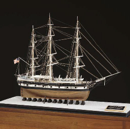 A Fine Scale Model of the Amer