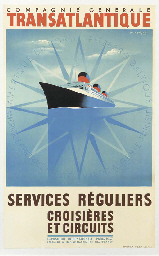 The S.S. Normandie, Exposition